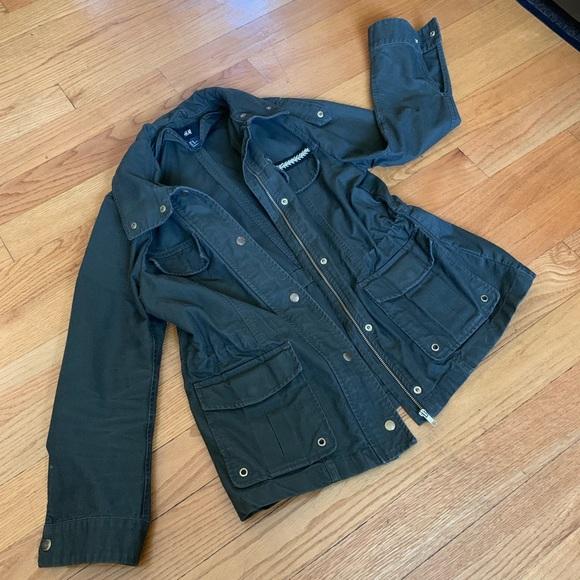 H&M Jackets & Blazers - H&M Utility jacket